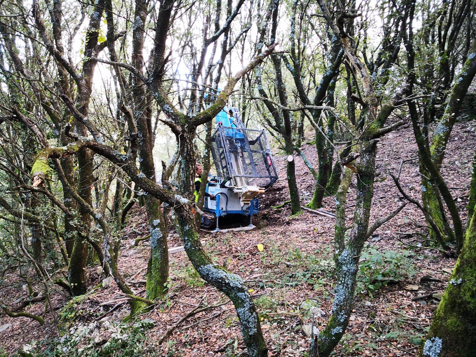 Étude et analyse des sols près d'Arles (13)